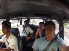 Padang taxi