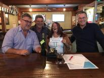 Chevron Tavern June 6